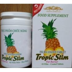 Viên dứa giảm cân Tropic Slim