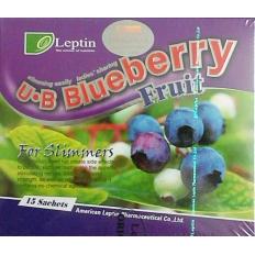 Việt quất giảm cân U-B Blueberry Fruit