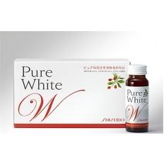 Nước uống trắng da Shiseido Pure White