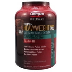 Super Heavy Weight Gainer 1200