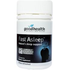 Fast Asleep - Hỗ trợ điều trị mất ngủ