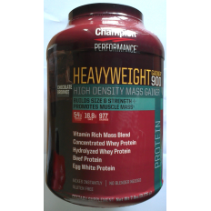 Heavy Weight Gainer 900